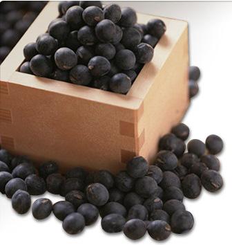 発酵黒大豆搾り