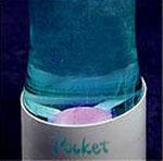 ケータイ水素ボトル「ポケット」イルミネーション